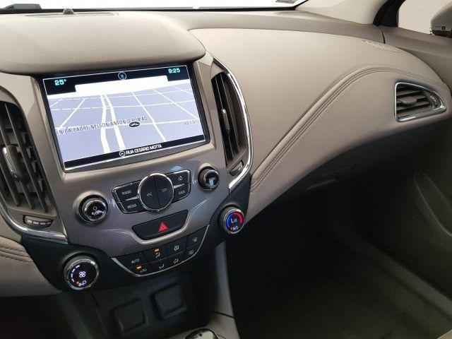 Chevrolet Cruze - 2017 1.4 Turbo Ltz Flex 4P Automático - Foto 5