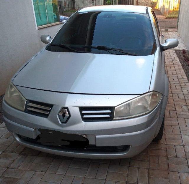Renault Megane Sedan Dynamique 1.6 16v