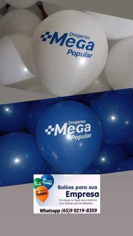 Balões Personalizados Cuiabá  - Foto 2