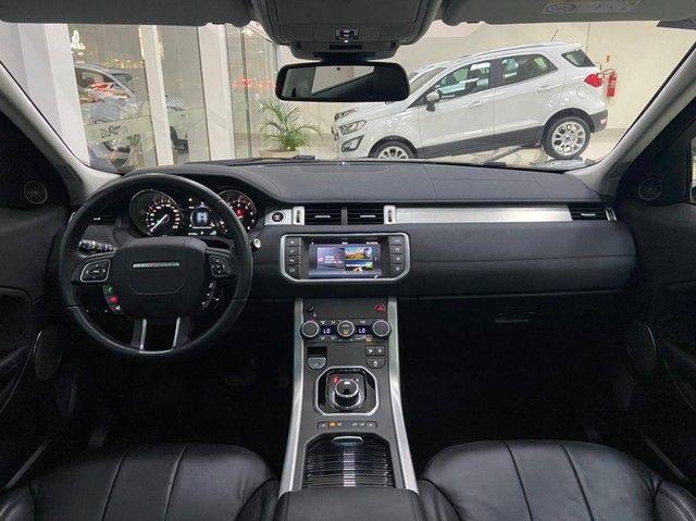 RANGE ROVER EVOQUE 2017/2018 2.0 16V SI4 GASOLINA SE DYNAMIC 4WD AUTOMÁTICO - Foto 7