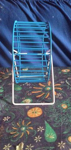 Roda para hamster - Foto 2
