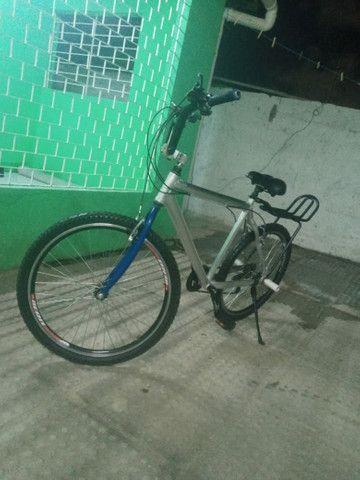 Bike toda no alumínio  - Foto 4