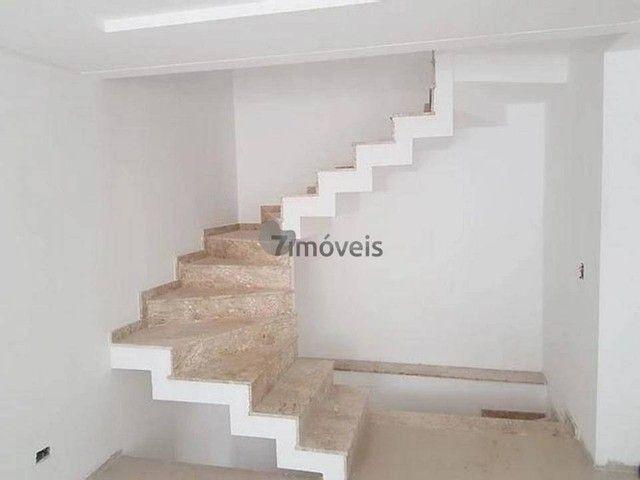Sobrado com terraço em Condomínio, 3 quartos, 2 vagas - Foto 5