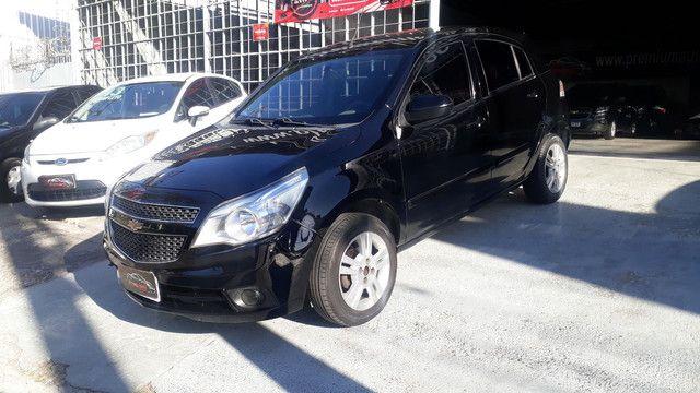Chevrolet Agile LTZ 1.4 Completo - Foto 2