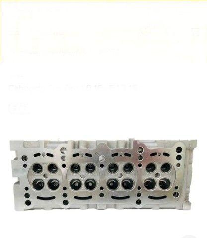 Cabeçote 1.0 1.3 16v Palio Siena Strada Doblo Retificado c/ Garantia  R$900,00 base troca - Foto 2