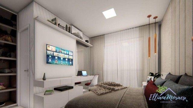 Casa à venda, 103 m² por R$ 360.000,00 - Parnamirim - Eusébio/CE - Foto 15