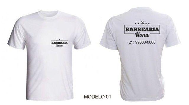 Camisetas sublimação localizada personalizada - Foto 5