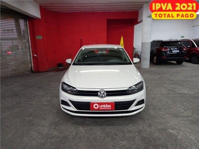 Volkswagen Polo 2020 1.6 msi total flex manual