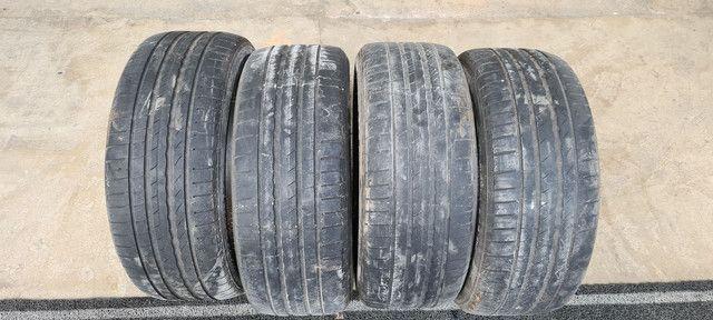 04 Pneus Pirelli Cinturado 224x45 R17