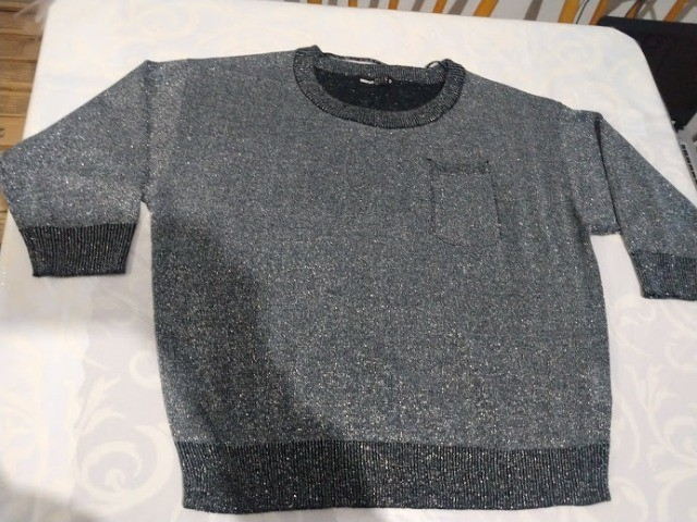 Suéter lurex - Foto 2