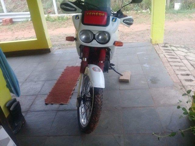 Moto Yamaha tenere 600 - Foto 5