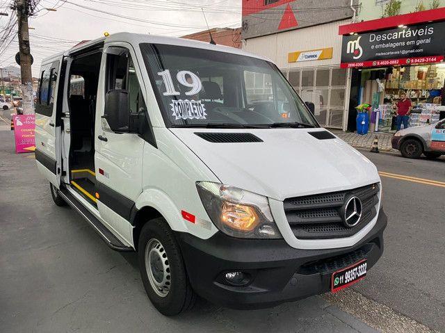 Sprinter 2019 19 LUGARES 22.000 km IMPECÁVEL A MAIS BARATA $169.900 - Foto 12