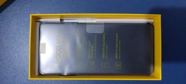 Smartphone Xiaomi Poco M3 Pro 5G novo - Foto 2