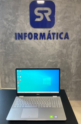 Notebook Dell Core i5 8ª, 8GB, 1TB + SSD 128GB M2, Geforce 130Mx 2GB, Com Garantia! - Foto 2