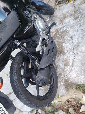 Moto Yamaha 125ED factor 2012/2012