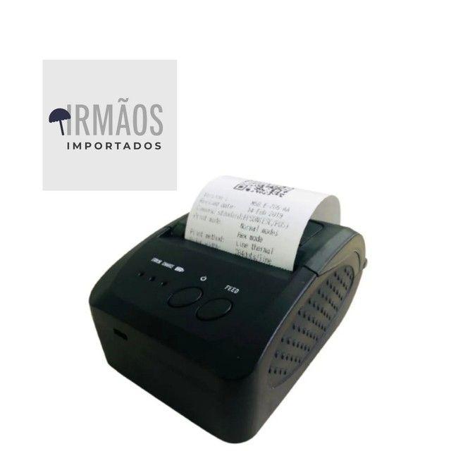 Impressora térmica bluetooth 58mm - Foto 2