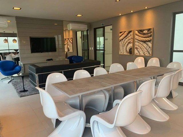 Apartamento para venda possui 109 metros quadrados com 3 quartos em Jatiúca - Maceió - AL - Foto 7