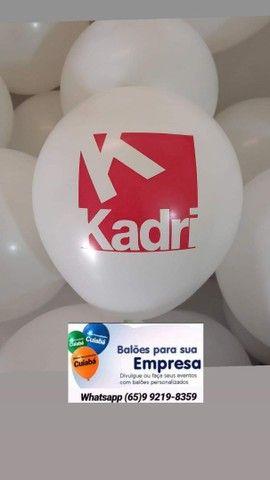 Balões Personalizados Cuiabá  - Foto 5