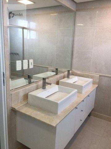 Apartamento com 4 dormitórios para alugar, 195 m² por R$ 7.000/mês - Ponta Negra - Manaus/ - Foto 6