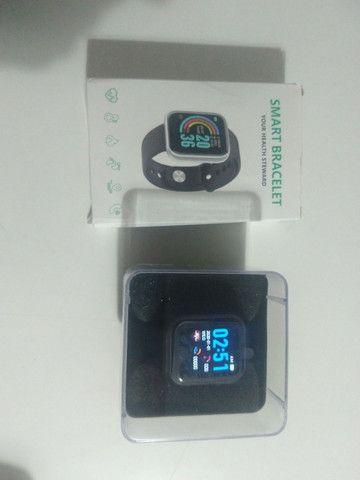 Relógio smartwatch Y.68 - Foto 2