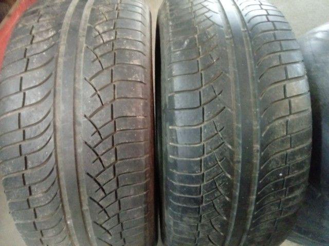 2 pneu 245 50 19 por 400  - Foto 2
