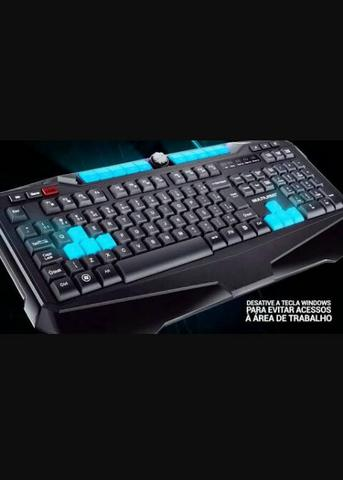 Teclado Warrior