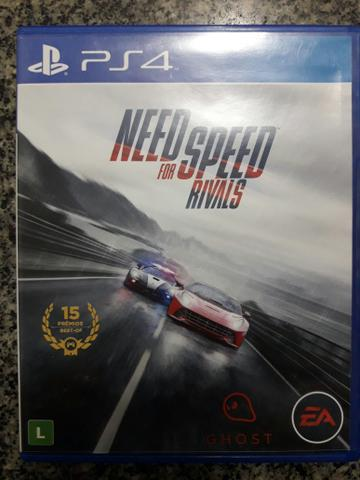 Jogo PS4 - NEED FOR SPEED RIVALS
