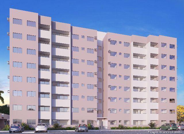 Menor Valor do Rosa Elze - 2/4 na Planta com Taxas Grátis -Apartamento Horto das Rosas
