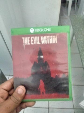 Vendo jogo the evil within