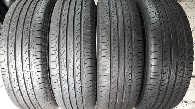 4 pneus Goodyear Efficient Grip, 205/65/16