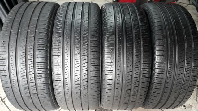 4 pneus Pirelli Scorpion Verde, 245/45/20