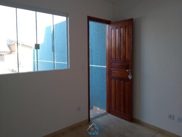 Ótimo sobrado no vitória régia com 3 quartos, sala, cozinha, banheiro, lavabo - Foto 8