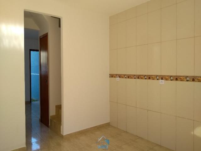 Ótimo sobrado no vitória régia com 3 quartos, sala, cozinha, banheiro, lavabo - Foto 17