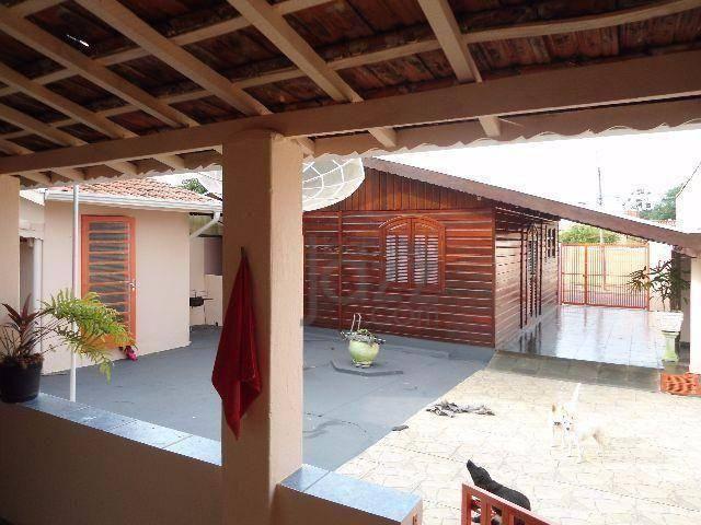 Casa residencial à venda, jardim santa genebra ii (barão geraldo), campinas. - Foto 2