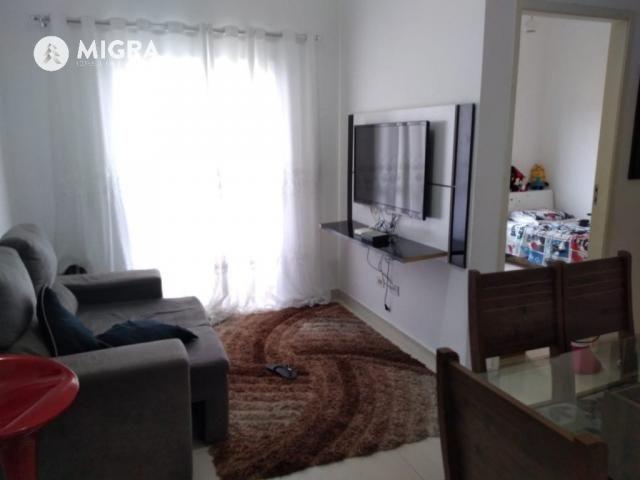 Apartamento à venda com 2 dormitórios em Jardim das indústrias, Jacareí cod:662