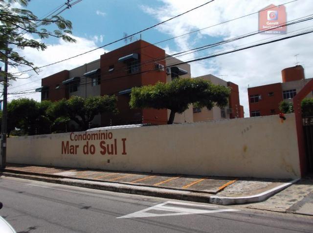 Apartamento residencial à venda, Capim Macio, Natal.V1497