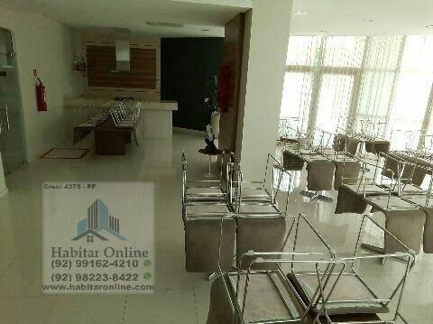 Smart Residence Centro sol nascente 2 quartos s/ 1 suite 2 vagas - Foto 13