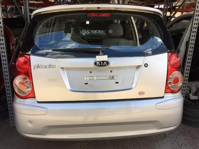 Peças usadas Kia Picanto 2009 2010 1.0 8v gasolina 64cv câmbio automático