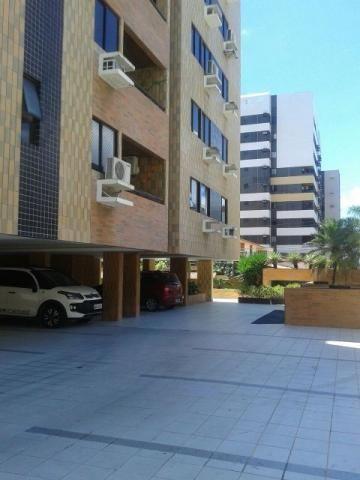 Mangabeiras, 3 quartos, 1º quadra da praia, próx. ao Posto 7