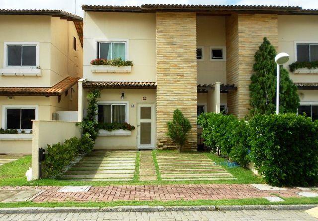 CA0748 - Casa duplex no Condomínio Vila Fortuna