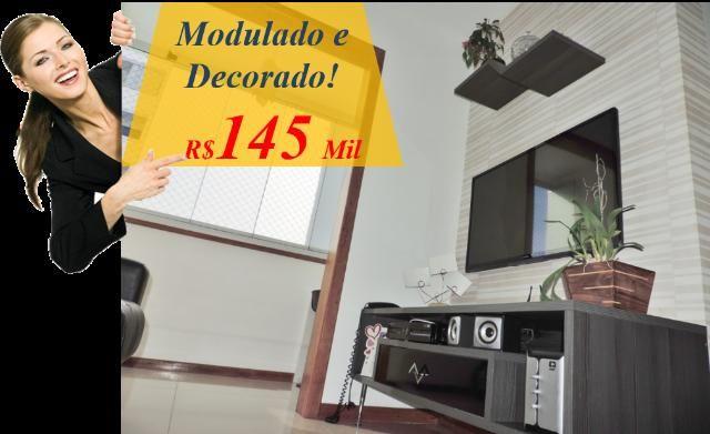 Apartamento decorado e com armários em Jardim Limoeiro