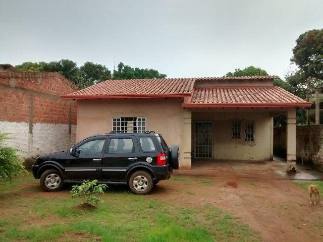 Casa no Flodoaldo Pontes Pinto, 2 quartos