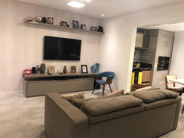 Apartamento 3/4 + Home Office Platno GreenVille Andar Alto Vista Bosque - Foto 4