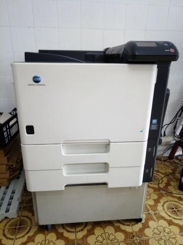 Impressora Konica Minolta Magicolor 8650 A3 colorida