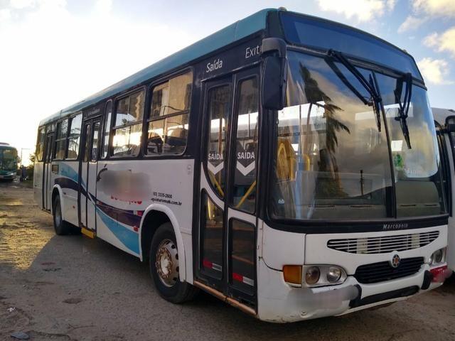 Ônibus Urbano Viale OF1722 - Ano 2010