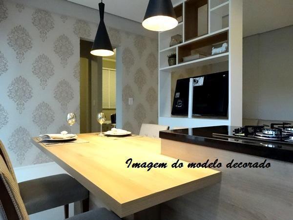 Apartamento à venda, 2 quartos, 1 vaga, demarchi - são bernardo do campo/sp - Foto 6