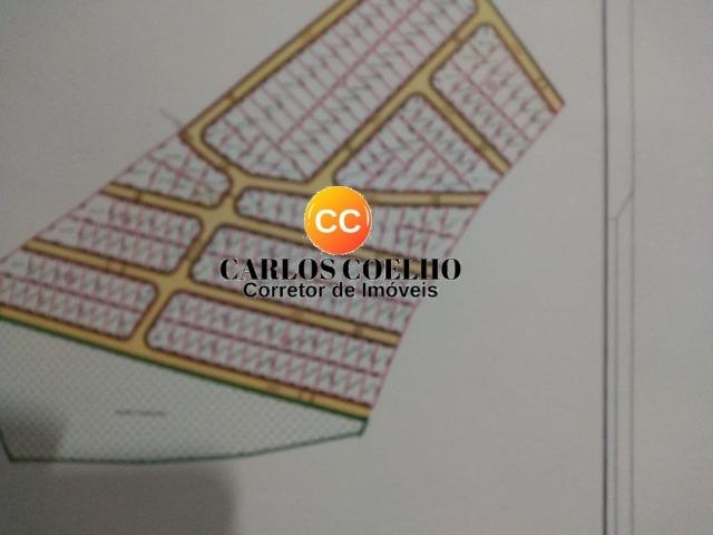 LCód: 013 Terreno no Loteamento Valle dos Ipês. - Terreno de Frente para Estrada Munici