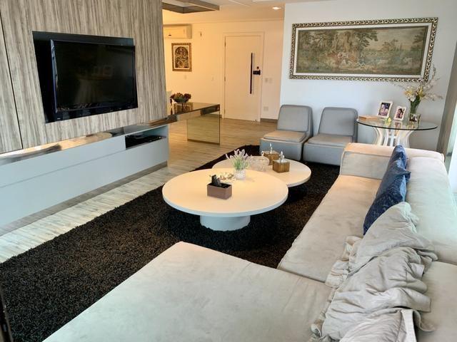 Apartamento para venda com 217 metros quadrados com 4 quartos em Meireles - Fortaleza - CE - Foto 3
