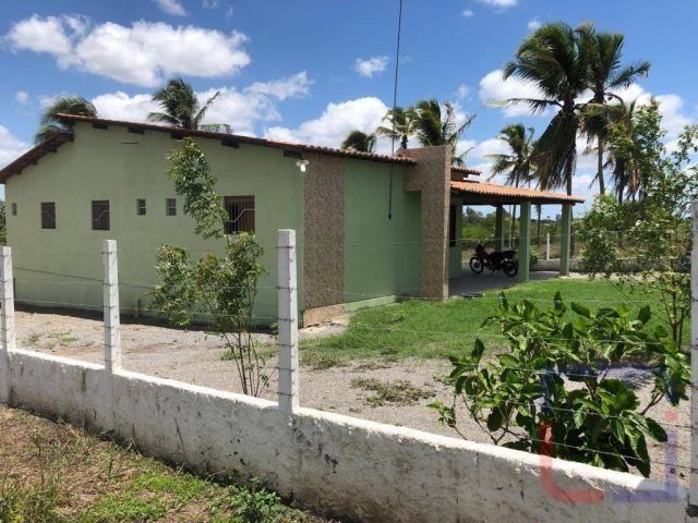 Fazenda com 3 dormitórios à venda, 530000 m² por R$ 1.400.000 - Centro - Curral de Cima/PB - Foto 14