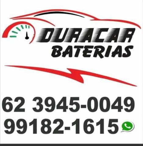 BATERIA Nova Com Garantia Qualidade ligue Duracar Baterias - Foto 2